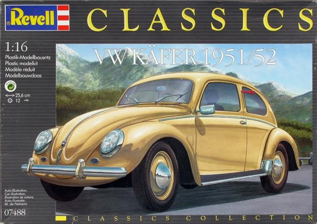 1/16 VW KAFER 1951/52