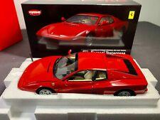 1/18 FERRARI TESTAROSSA 1989 colore rosso