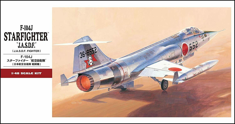1/48 F-104J Starfighter JASDF