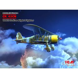 1/32 CR.42CN, WWII Italian Night Fighter
