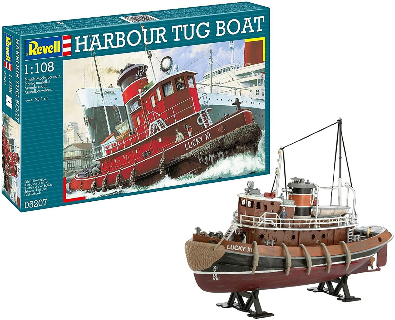 1/108 Harbour Tug Boat (Civil Ships)