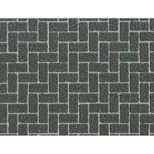 Pavimento per Diorama Mattoni Grigio