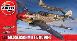 1/72 Messerschmitt Bf109G-6