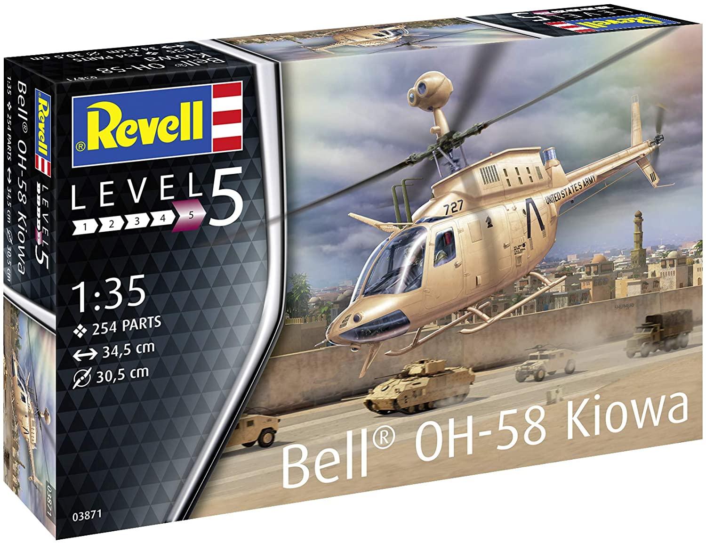 1/35 Bell OH-58 Kiowa