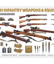 1/35 British Infantry Weapons & Equipment