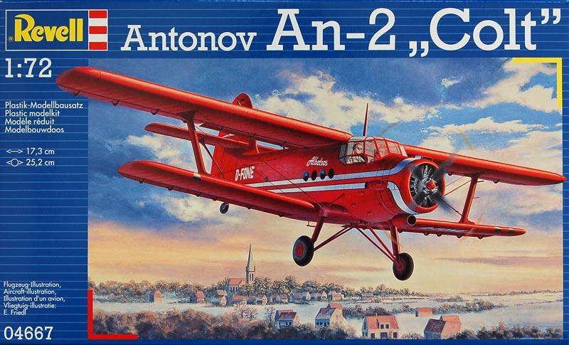 1/72 ANTONOV AN-2 COLT