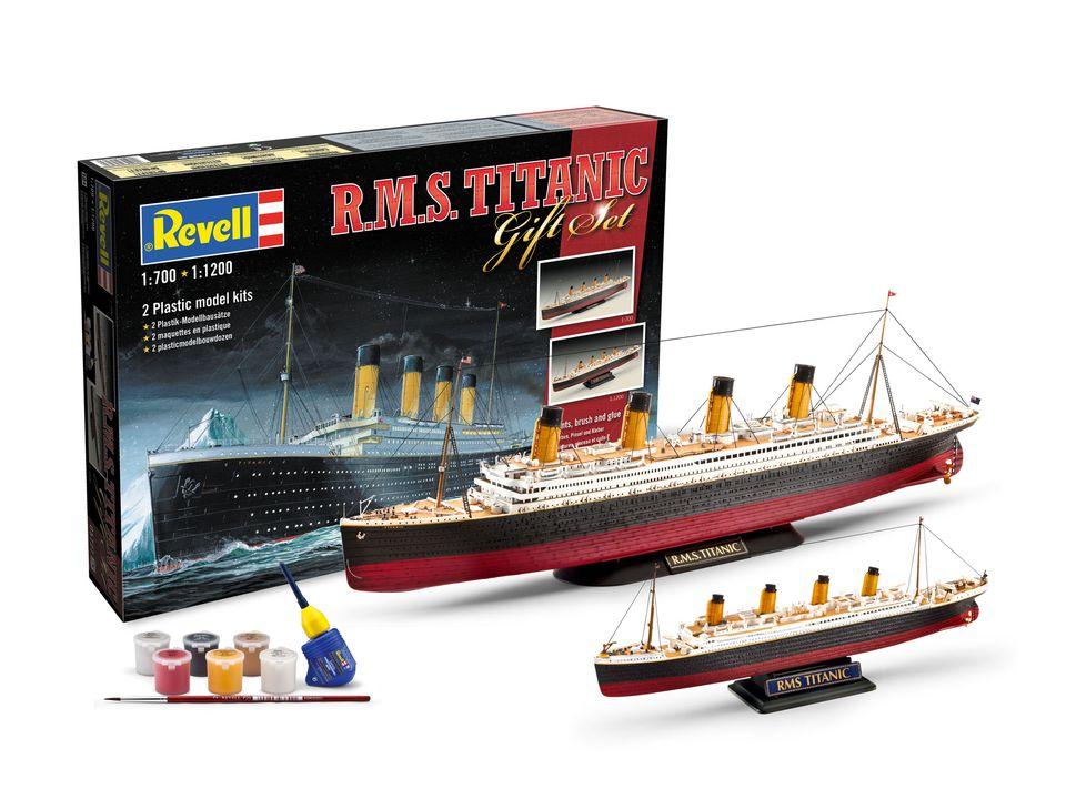 1/1200 RMS TITANIC