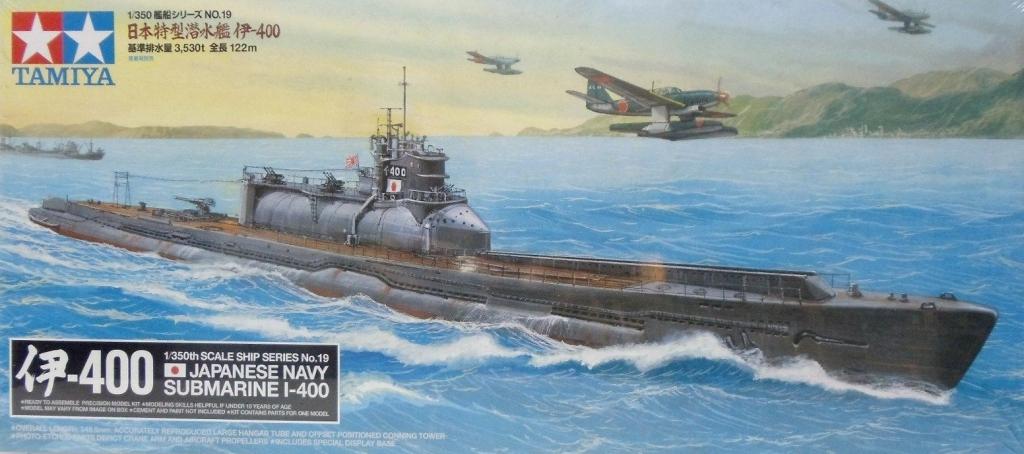 1/350 SOTTOMARINO JP I-400