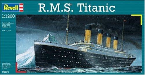 1/1200 R.M.S. TITANIC