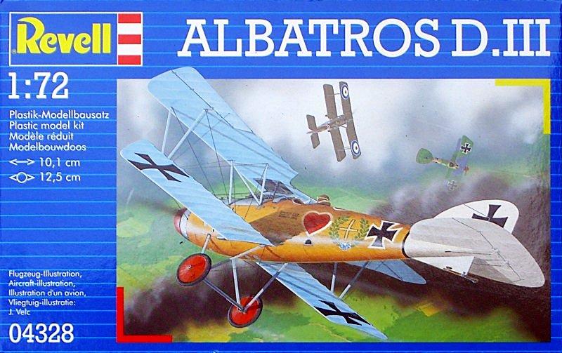1/72 ALBATROSS D III