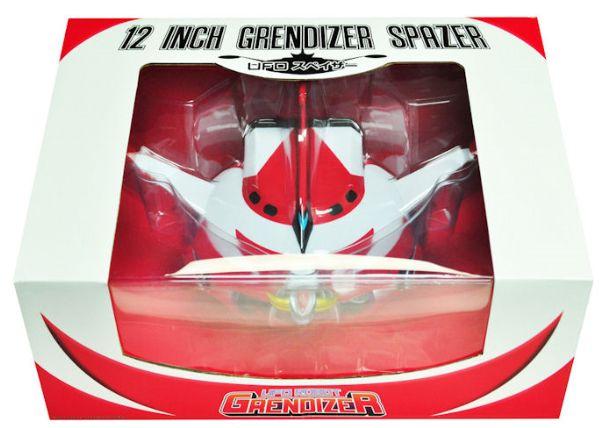 UFO ROBOT GRENDIZER SPACER VINYL FIG