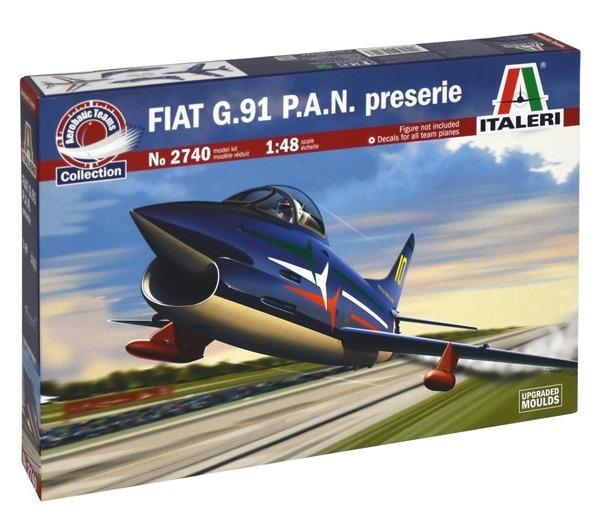 1/72 FIAT G91 PAN