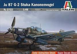 1/48 JU 87-G-2 STUKA