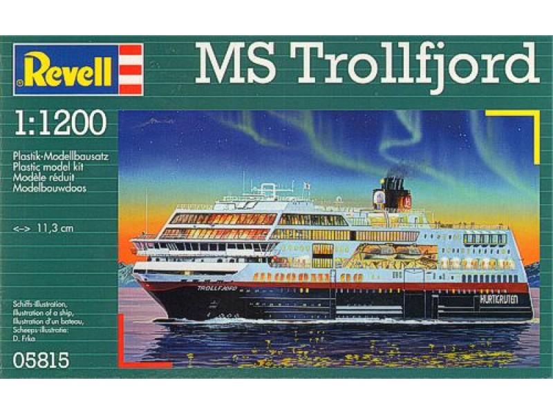 1:1200  MS TROLLFJORD