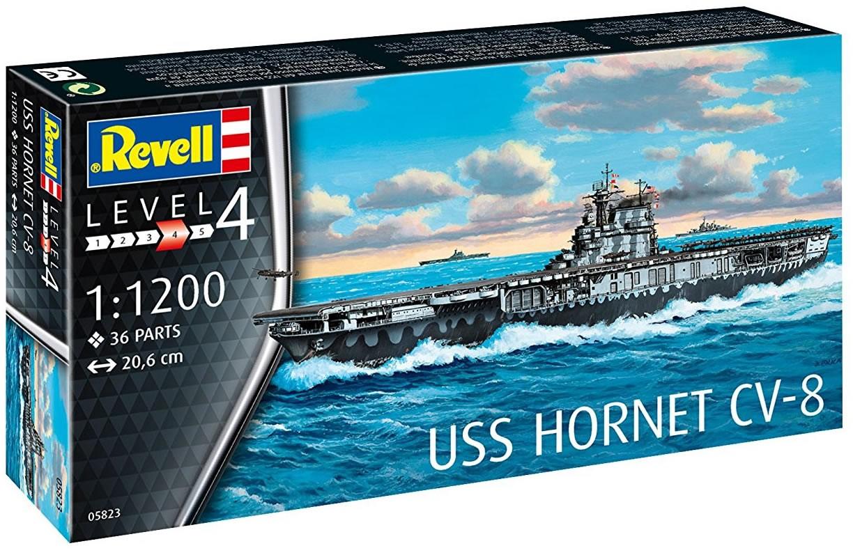 1/1200 USS HORNET