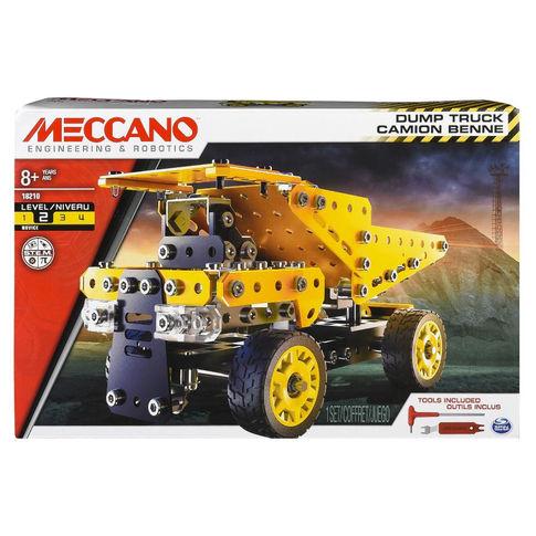 MECCANO VEICOLO DUMP TRUCK