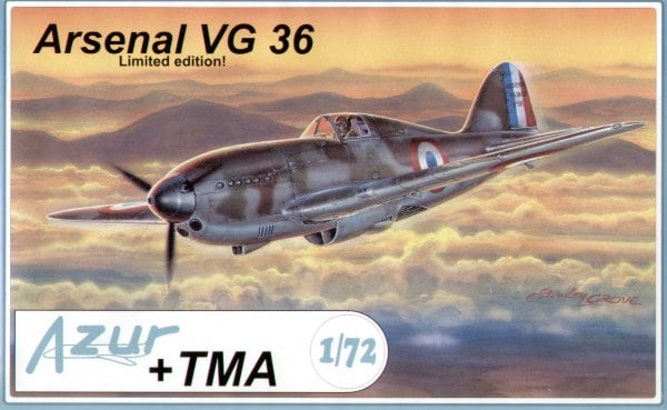 1/72 ARSENAL VG-36