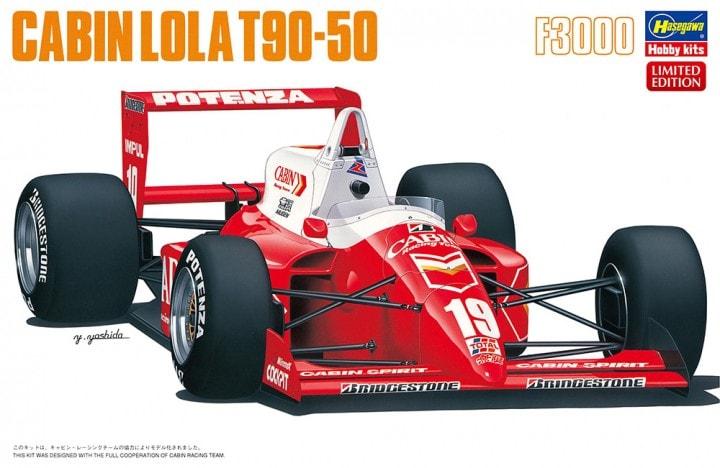 1/24 CABIN LOLA T90-50