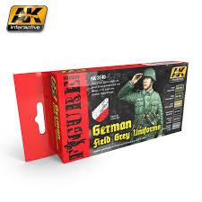 AK GERMAN FIELD GREY UNIFORMS