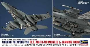 1/72 AIRCRAFT WEAPONS VI US SMART BOMBS