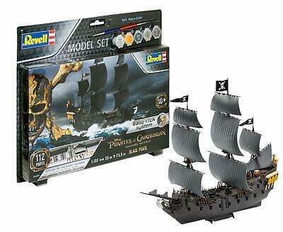 1/150 MODEL SET PIRATE SHIP BLACK PEARL