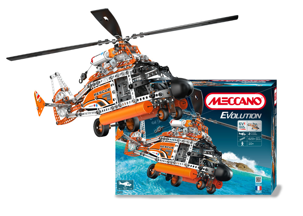 MECCANO-LEGO